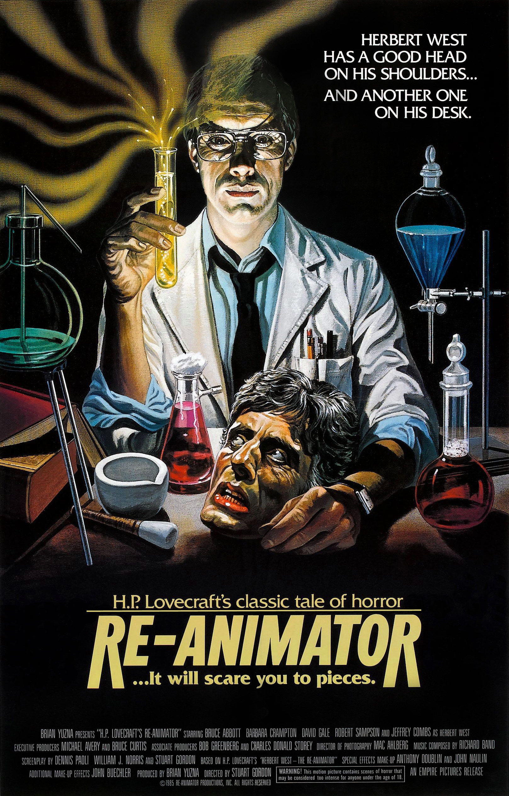 Re-Animator (1985) - IMDb