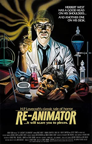 Re-Animator คนเปลี่ยนหัวคน