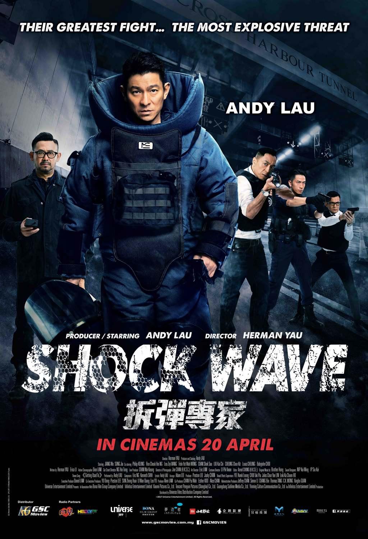 Shock Wave (2017) - IMDb
