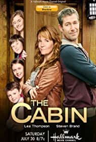 Lea Thompson, Steven Brand, Bel Powley, Alice Felgate, and Ross Finnegan in The Cabin (2011)