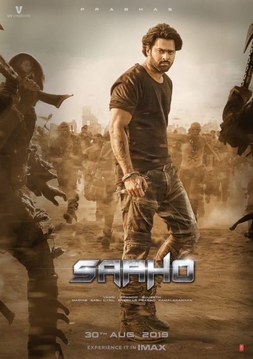 SAAHO (2019) Kannada (Original Version) WEB-DL – DD5.1 – [1080p – 9.4GB – 6.3GB – 4GB | 720p – x264 – 3.1GB – 1.4GB | x264 – 700MB] – ESub