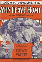 Why Leave Home?