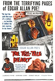 The Tell-Tale Heart Poster - Movie Forum, Cast, Reviews