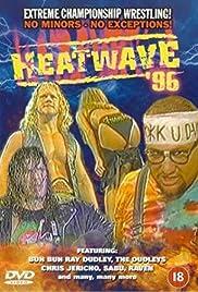 ECW Heat Wave 1996 Poster