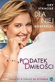 Grzegorz Damiecki and Aleksandra Domanska in Podatek od milosci (2018)