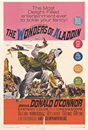 The Wonders of Aladdin (1961) Poster - Movie Forum, Cast, Reviews