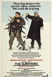 The Survivors(1983) Poster - Movie Forum, Cast, Reviews