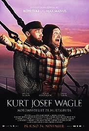 Kurt Josef Wagle og mordmysteriet på Hurtigruta Poster
