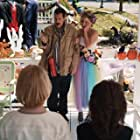 Adam Sandler, Julie Bowen, Sadie Sandler, Sunny Sandler, Paris Berelc, and Noah Schnapp in Hubie Halloween (2020)