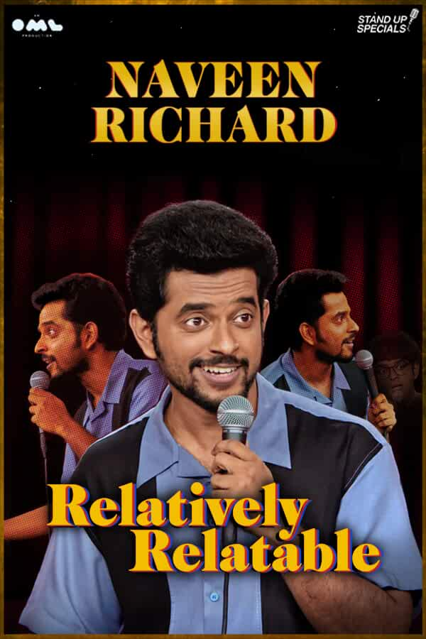 Relatively Relatable by Naveen Richard (2020) 720p AMZN WEBRip x264