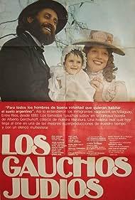 Gina Maria Hidalgo and Augusto Kretschmar in Los gauchos judíos (1975)