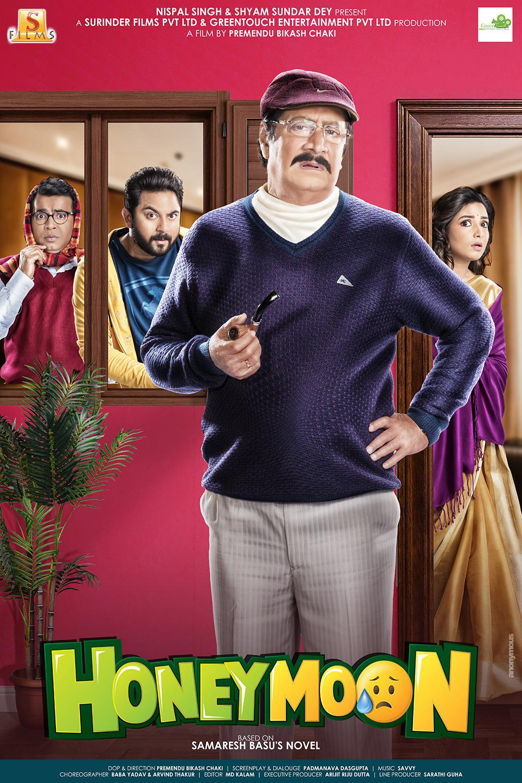 Honeymoon (2018) Bengali WEB-DL - 480P   720P - x264 - 350MB   1GB - Download & Watch Online  Movie Poster - mlsbd