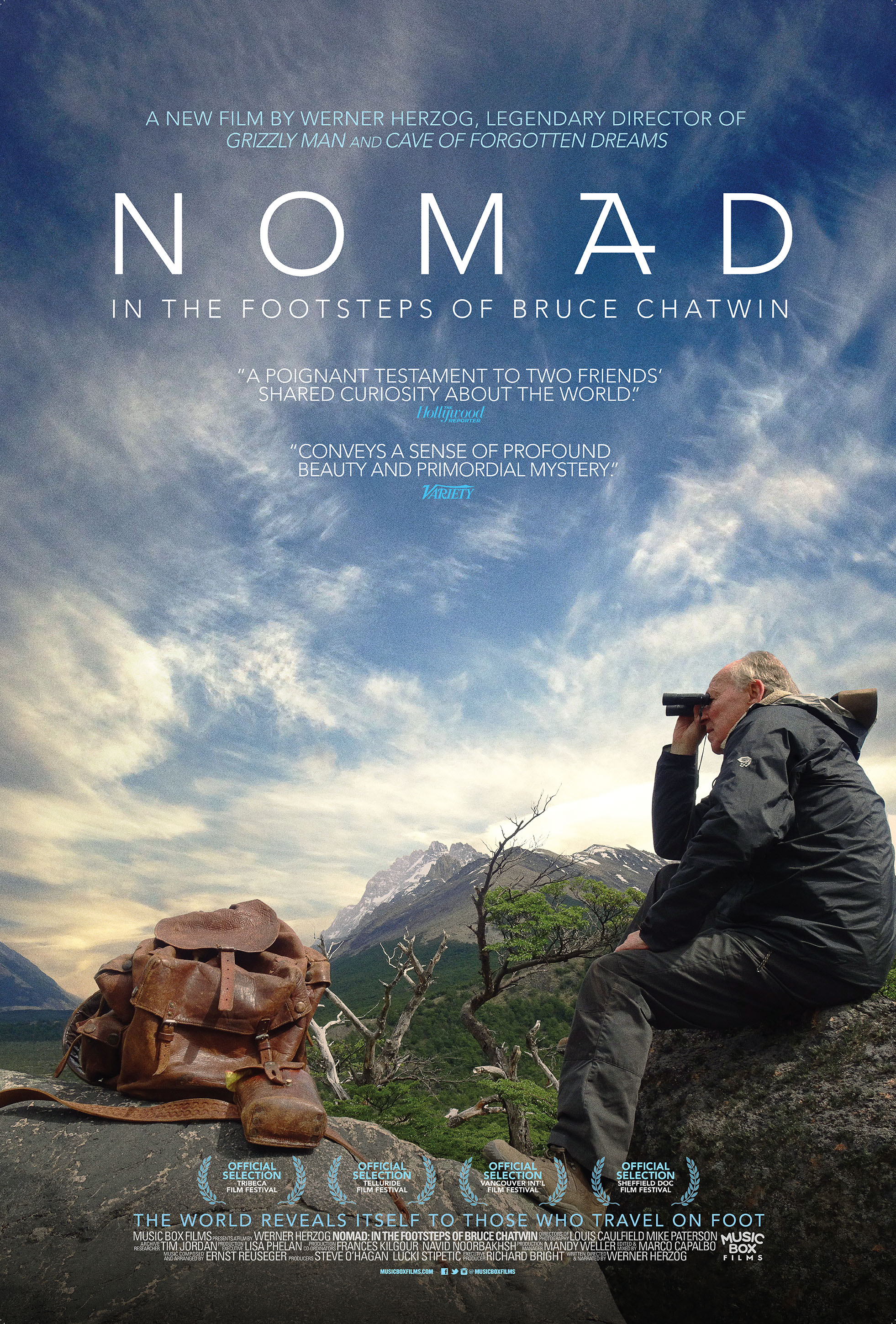 Nomad: In the Footsteps of Bruce Chatwin (2019) - IMDb