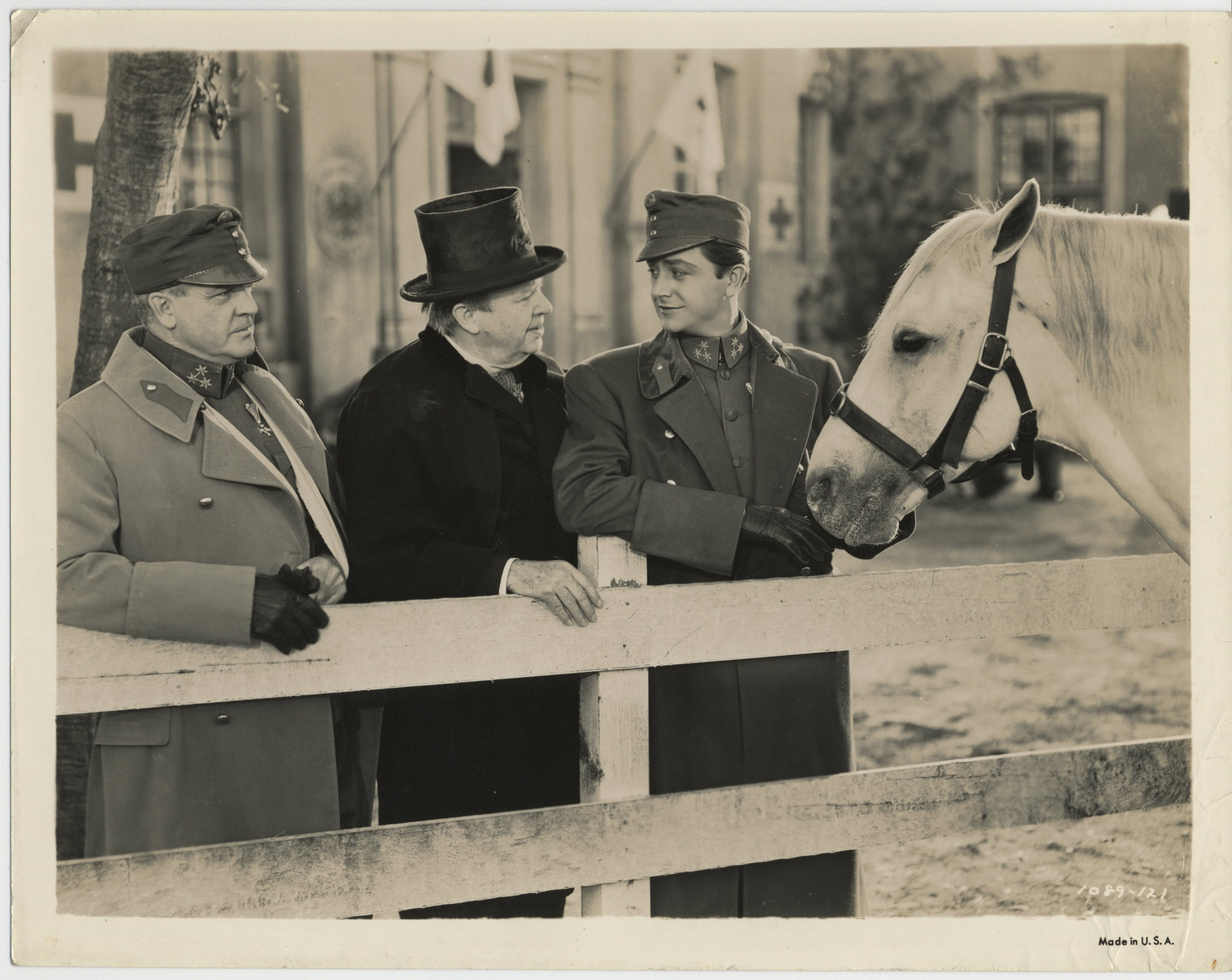 Robert Young and Charles Coburn in Florian (1940)