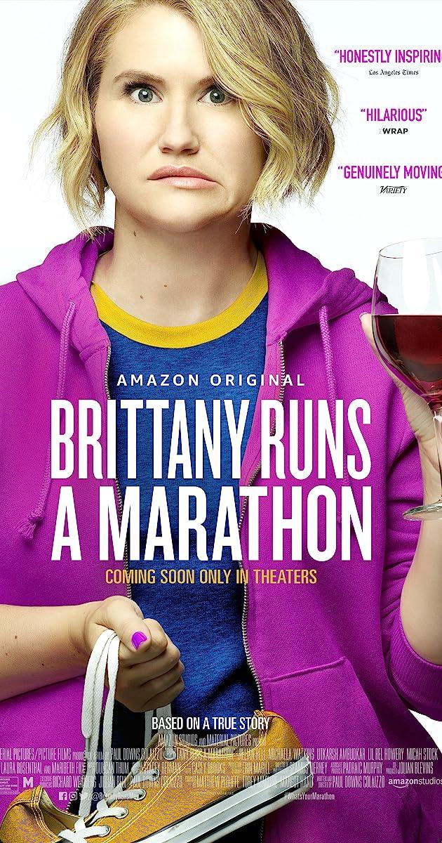 Watch Full HD Movie Brittany Runs a Marathon (2019)