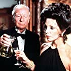 John Gielgud and Joan Collins in Tales of the Unexpected (1979)