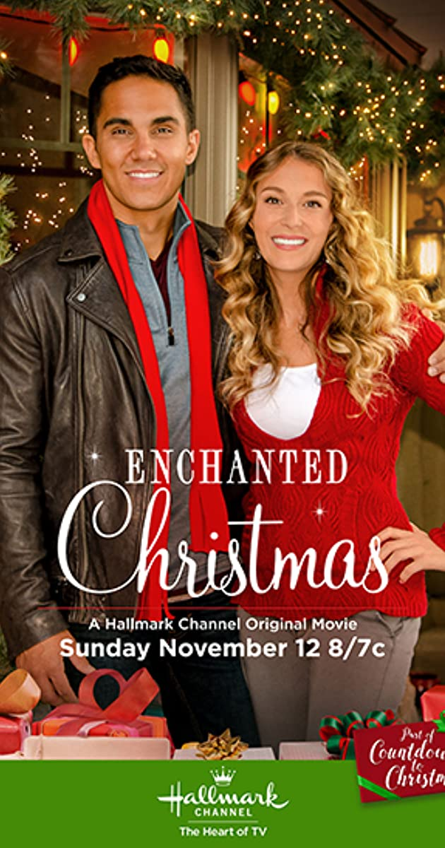 Enchanted Christmas Cast.Enchanted Christmas Tv Movie 2017 Imdb