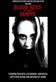 Blood Rites of the Vampyr Poster
