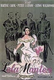 Lola Montès(1955) Poster - Movie Forum, Cast, Reviews