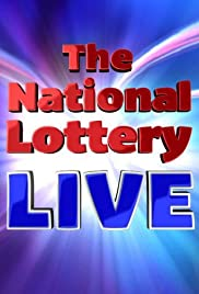 The National Lottery Poster