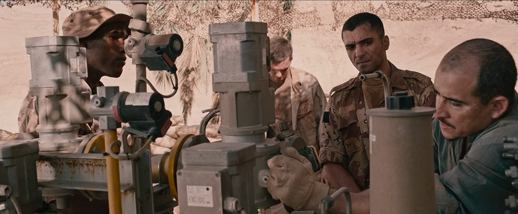 FILM - Sand Castle (2017)