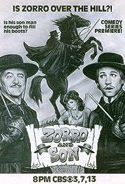 Zorro and Son Poster