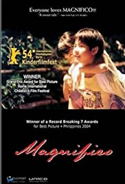 Magnifico (2003) Poster - Movie Forum, Cast, Reviews