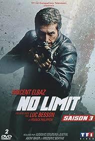 Luc Besson, Vincent Elbaz, and David Morlet in No Limit (2012)