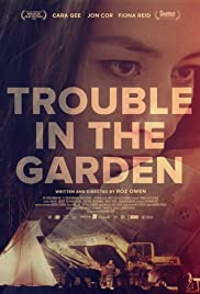 Trouble in the Garden Poster