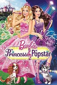 Barbie: The Princess & the Popstar (2012) Poster - Movie Forum, Cast, Reviews