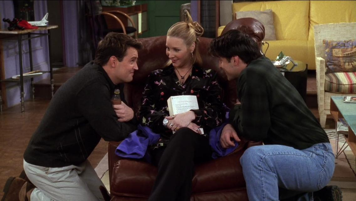 The One with Rachel's New Dress (1998)