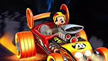 Super-Charged!/Super-Charged: Mickey's Monster Rally