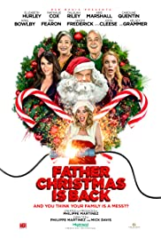 Father Christmas Is Back Poster
