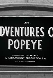 Adventures of Popeye(1935) Poster - Movie Forum, Cast, Reviews