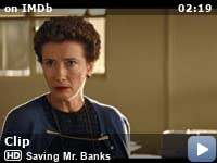 Dating Mr Banks