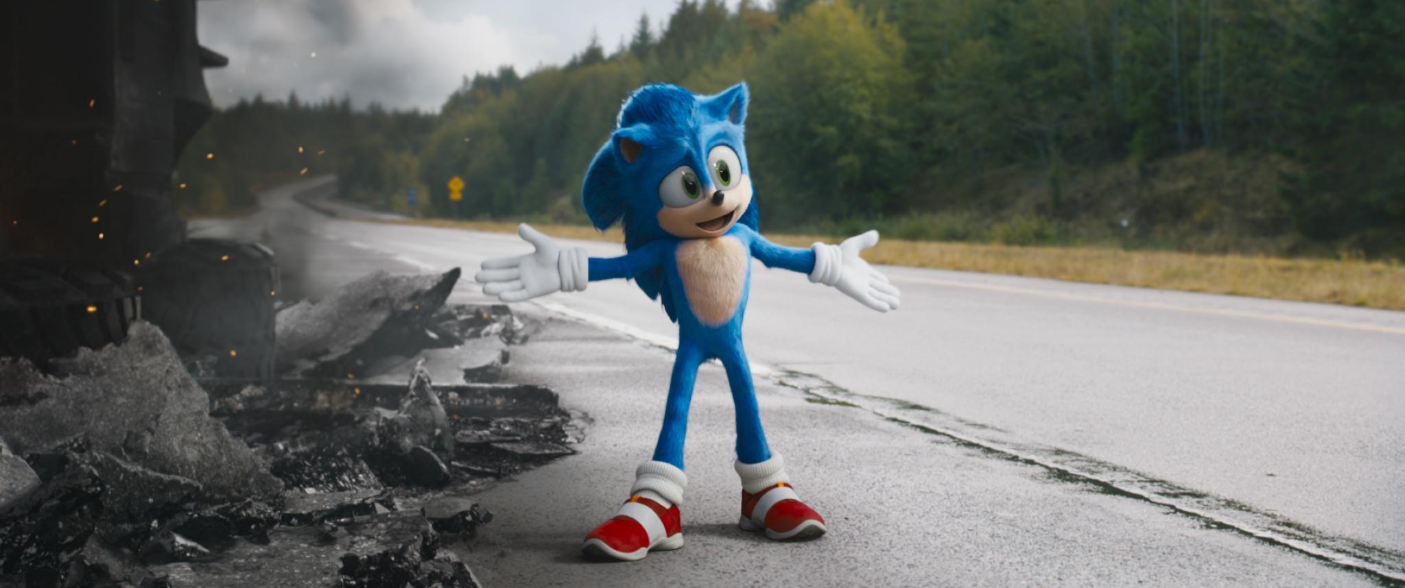 Sonic The Hedgehog 2020 Photo Gallery Imdb