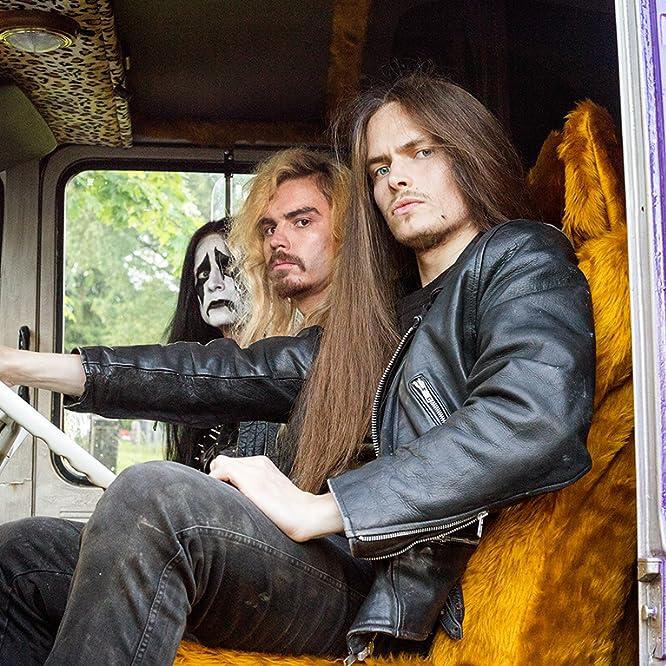 Max Ovaska, Samuli Jaskio, and Johannes Holopainen in Hevi reissu (2018)