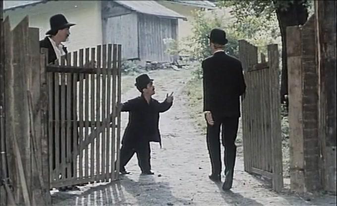 Bogdan Diklic, Milovan Tasic, and Milan Janjic in Maratonci trce pocasni krug (1982)