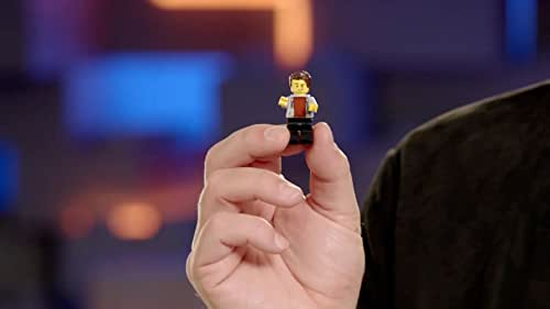 Lego Masters: The Builders Must Create Their Other Half