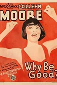 Colleen Moore in Why Be Good? (1929)