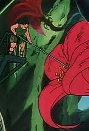 Voltron Meets Jungle Woman Poster