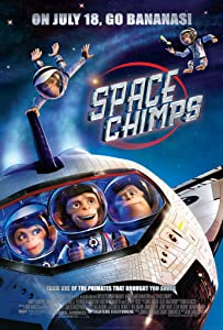 Watch english movies 2018 Space Chimps [720p]