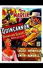Quincannon, Frontier Scout (1956) Poster