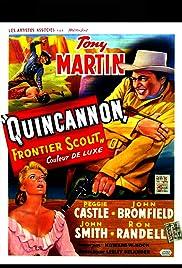 Quincannon, Frontier Scout Poster