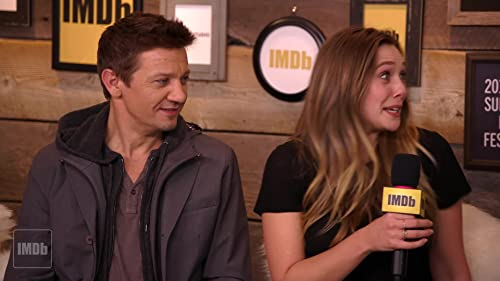 Elizabeth Olsen and Jeremy Renner Love Making Indie Films