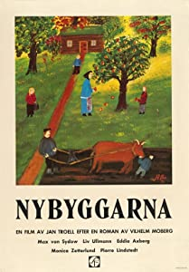 Full movies downloads for free Nybyggarna by Jan Troell [HDR]