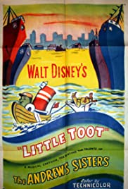 Little Toot Poster