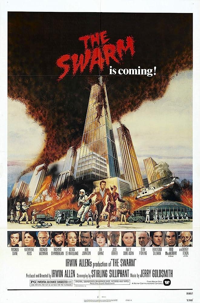 The Swarm 1978