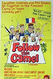 Carry On... Follow That Camel Poster