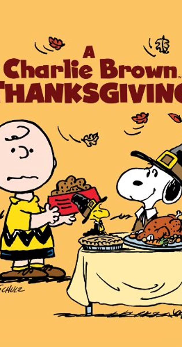Subtitle of A Charlie Brown Thanksgiving